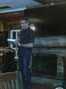 Kevin Craig reads Half Dead & Fully Broken, his latest release.