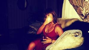 Rachael at home