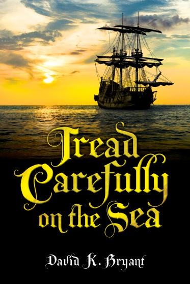 Tread Carefully on the Sea cover picture
