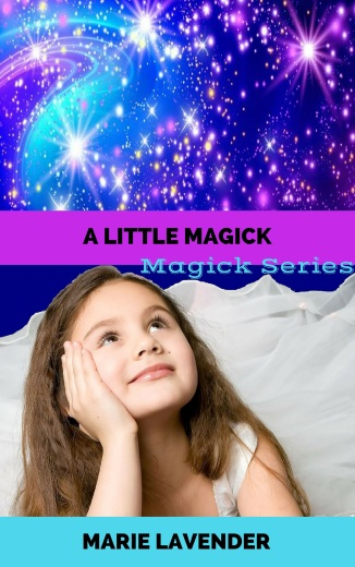 A Little Magick - final cover