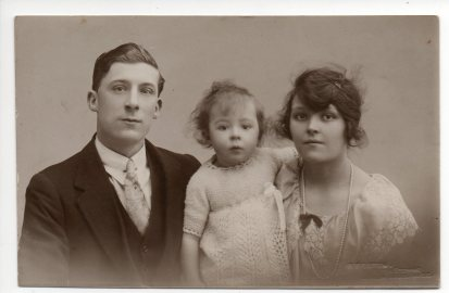 Nan, Pops & my mum