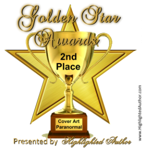 golden star awards 2nd place - Paranormal trophy 300