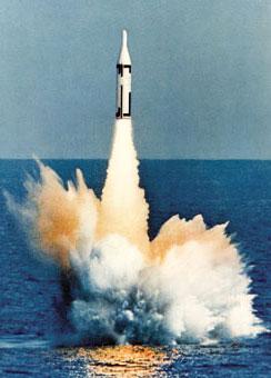 Polaris Missile A3