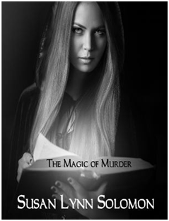 magic of murder cover