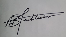 FUNKHAUSER SIGNATURE