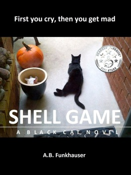 SHELL GAME COVER w Readers Favorite