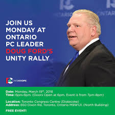 unity rally poster
