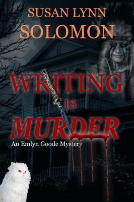 Writing is Murder Ebook Cover (1)